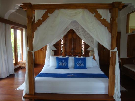 Santi Sari Boutique Hotel: Luxurious rooms