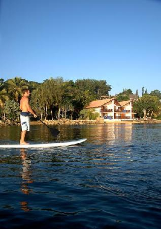 Fatumaru Lodge: free of charge paddling board
