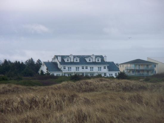 Judith Ann Inn: View from beach