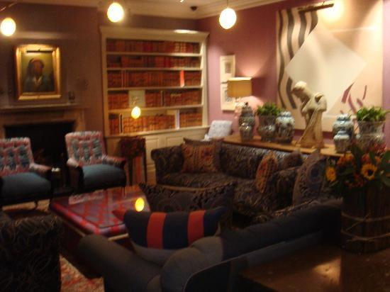 Haymarket Hotel: an other lounge