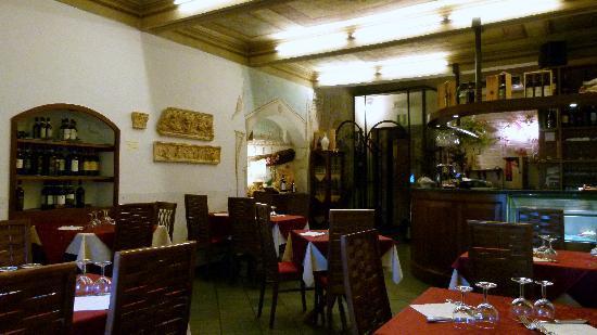 Ristorante La Briciola: sala principale