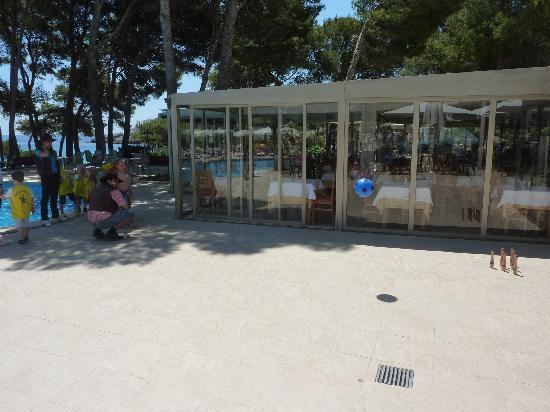 Font de Sa Cala, Spanje: restaurant vue de l'extérieur