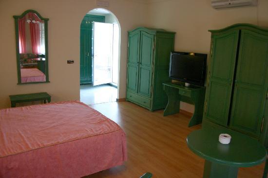 Hotel Mitra: Suite Junior