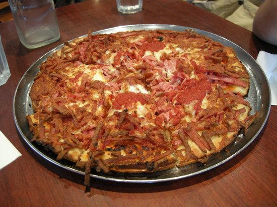 Australian pizza picture of sofia pizza restaurant for Australian cuisine melbourne