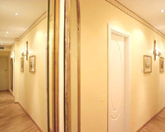 Via Veneto House: Hall