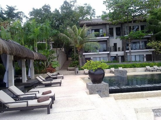 Abaca Boutique Resort: Hotel Grounds