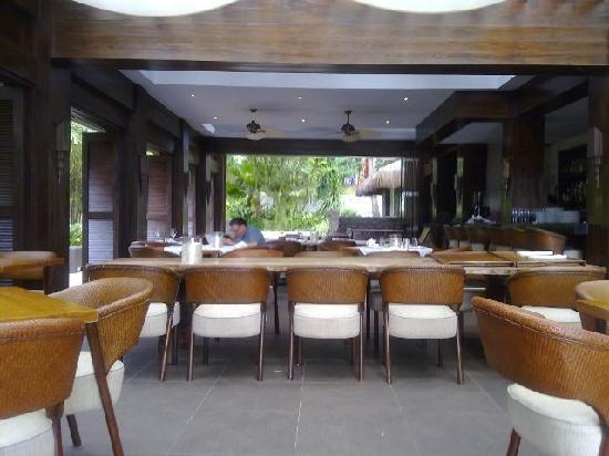 Abaca Boutique Resort: Abaca Restaurant