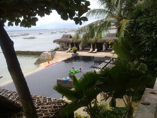 Abaca Boutique Resort: View from our room