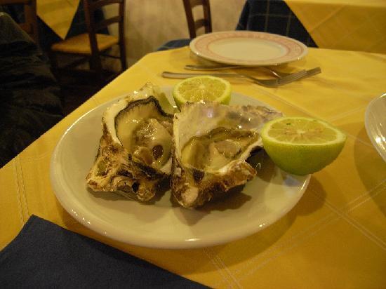 Il Siciliano Doc : Fresh Oyster