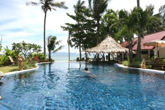 Weangthai Hotel & Resort: Swim up Pool