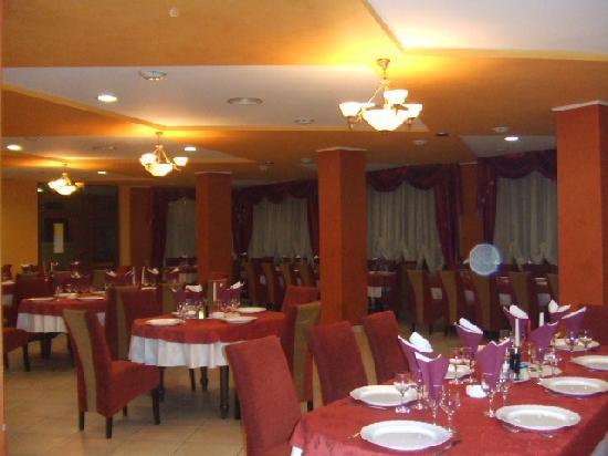 Edelweiss : Restaurant's main dining room