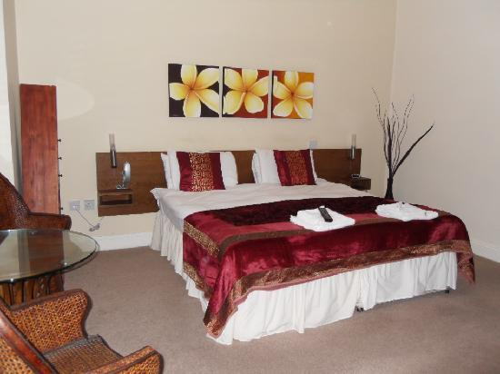 The Orchid Hotel: Bedroom 116