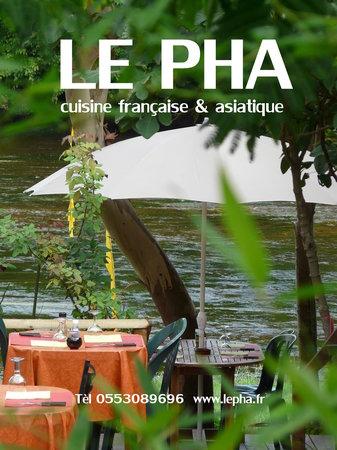 Le Pha : Aux beaux jours , la terrasse du PHA