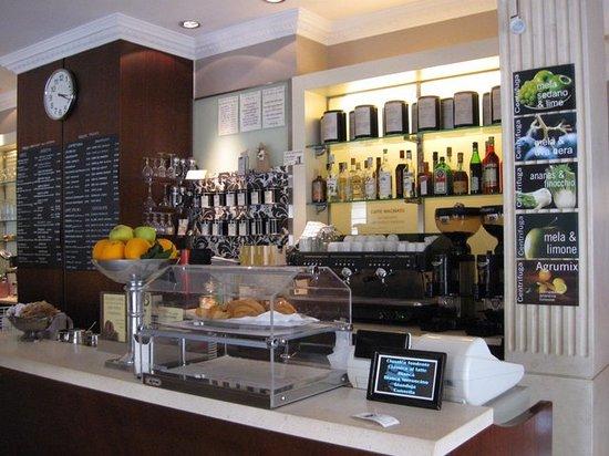 Tosca Cafe: Il Locale