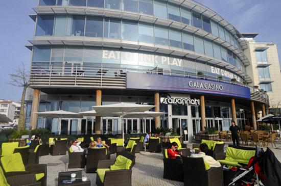Savannah Restaurant : Savannah's Marina Terrace