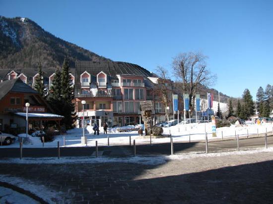 Ramada Hotel and Suites Kranjska Gora: Hotel