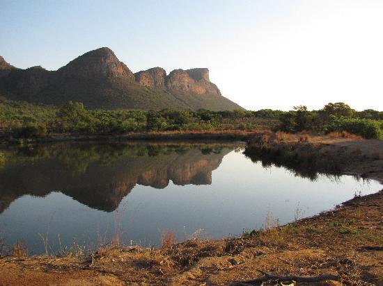 Entabeni Game Reserve, Zuid-Afrika: amzing seroundings