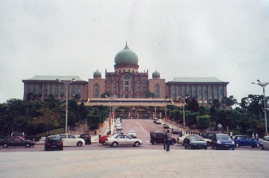 Putrajaya, Malasia: Perdana Putra