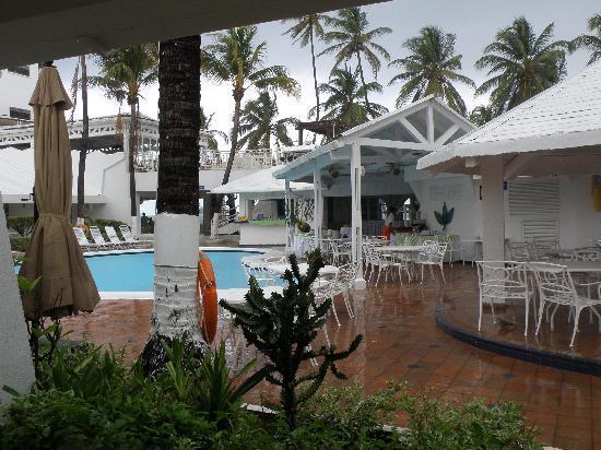 Piscina Hotel Casablanca