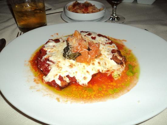 The Inn At Glen Sanders Mansion: Great food!