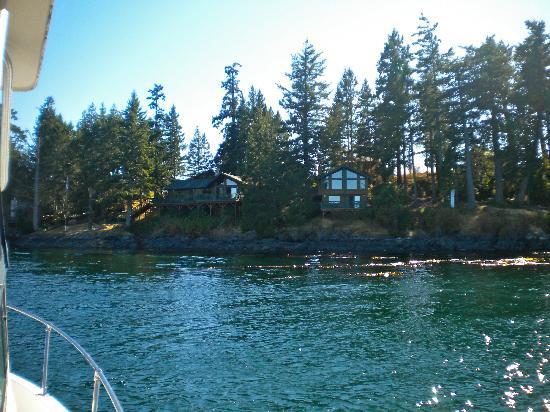 Steep Island Lodge: lodge