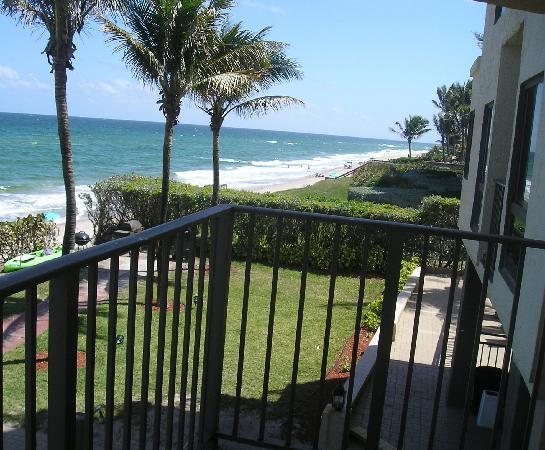 Seabonay Beach Resort: Check out this ocean view