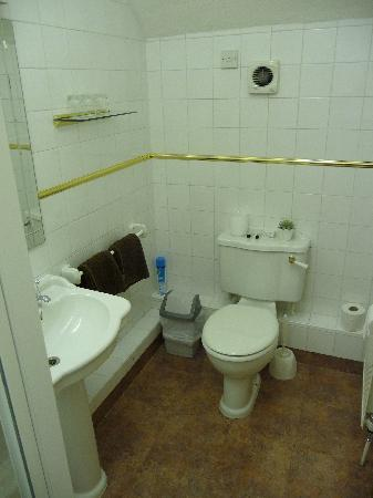 Victoria Lodge: Bathroom (toilet)