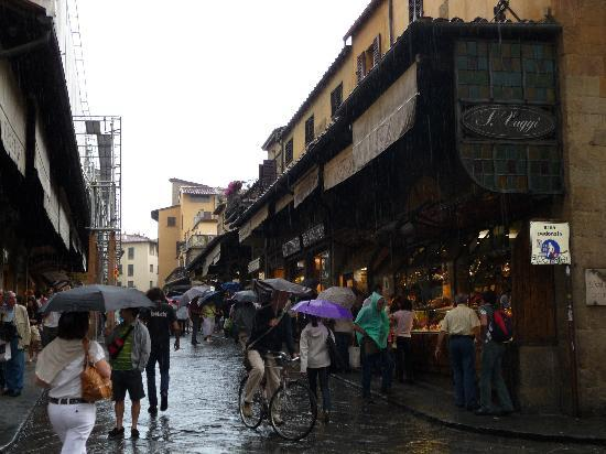 Loving Italy: Rainy Day in Florence