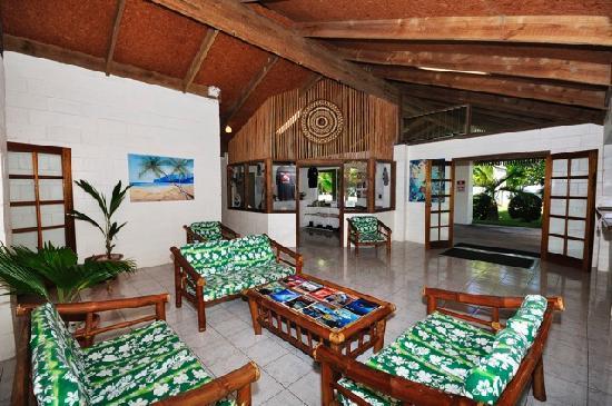 Kosrae Nautilus Resort: Lobby