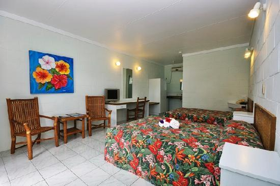 Kosrae Nautilus Resort: Guest rooms
