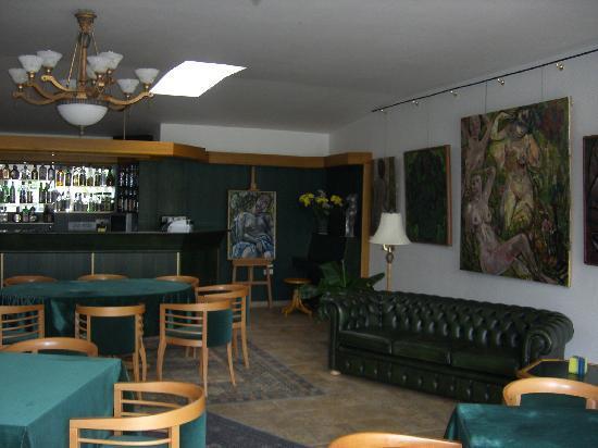 Antik Hotel Sofia Litomysl: Bar