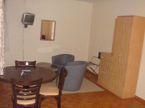 Hotel Carmen: Nuestra habitación