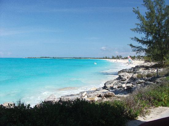 Club Med Columbus Isle: Vue de la baie