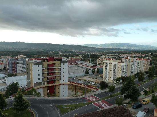 Covilha, Portugal: Outside view