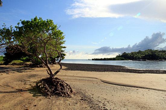 Rakiraki, Fiji: island