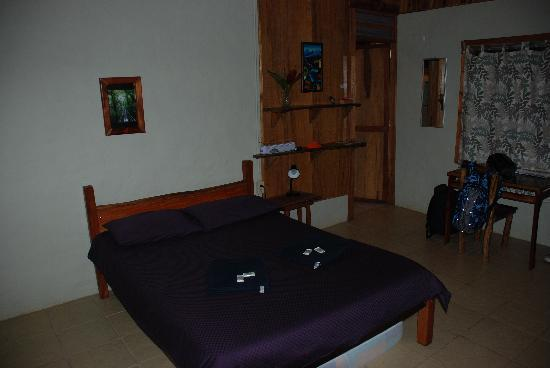 Casitas Tenorio B&B: our bed