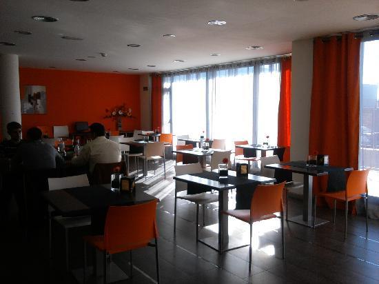 Hotel H2 Ávila: Comedor