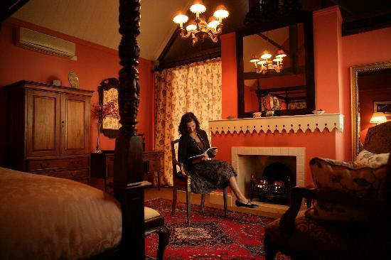 Heritage Suite at Glen Isla House