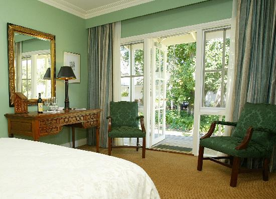 Classic Room Deluxe at Glen Isla House