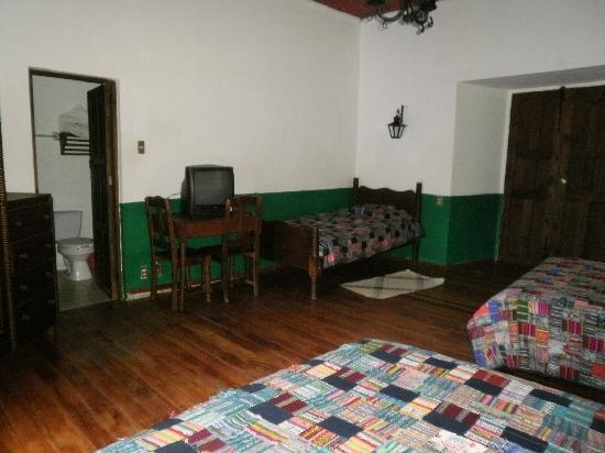 Hotel Posada San Cristobal: Habitación