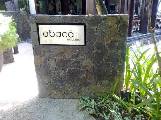 Abaca Restaurant: Restaurant Layout