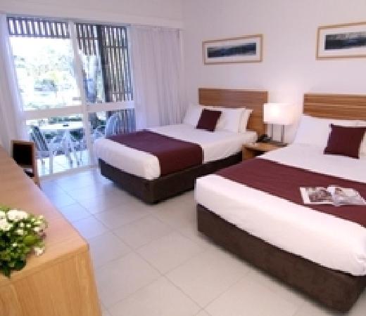 Novotel Twin Waters Resort : Resort Rooms