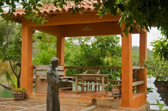 Hotelito Rincon de la Ceiba: Kioskito