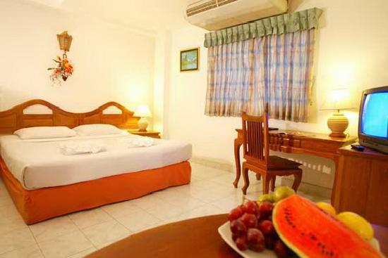 Grottino Beach Inn: Double Bedroom