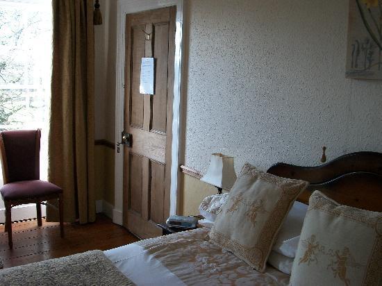 Ley Fields Farm: Double Room