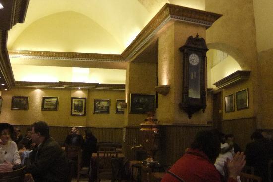 Sark Kahvesi: Inside
