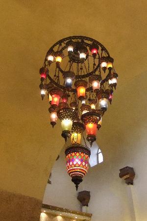 Sark Kahvesi: The Lamp