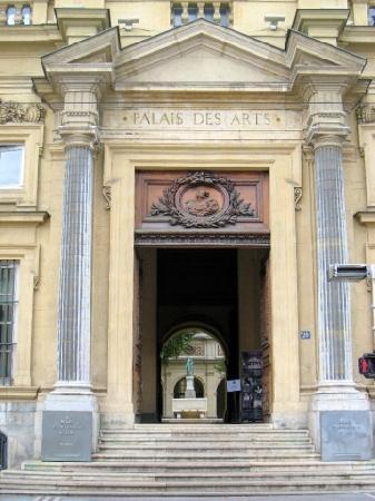 Musée des Beaux-Arts de Lyon : closer