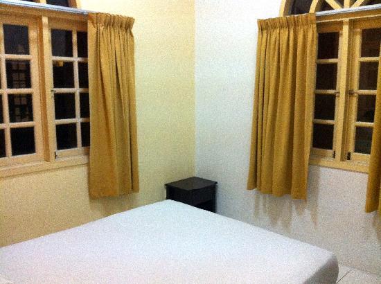 Rumbia Resort Paka: One of the bedrooms