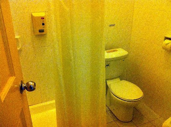 Rumbia Resort Paka: The bathroom